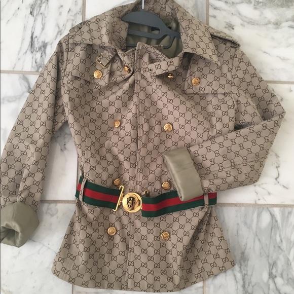 7eb6c547af84 Gucci Jackets & Coats | Rain Jacket | Poshmark